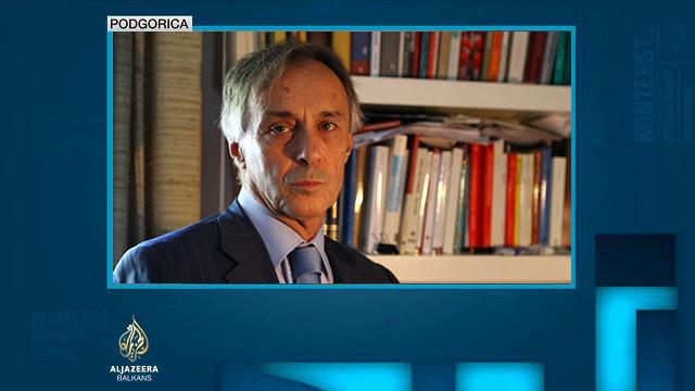 Miodrag Lekić, predsjednik DEMOSA za Al Jazeera Balkans - Kontekst