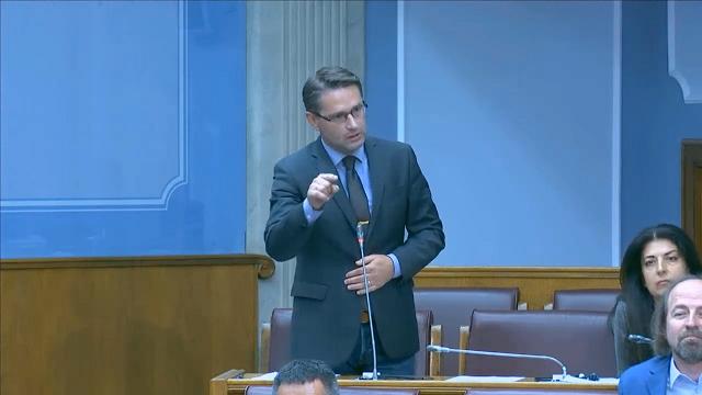 Izlaganje Neđeljka Rudovića povodom Zakona o amnestiji