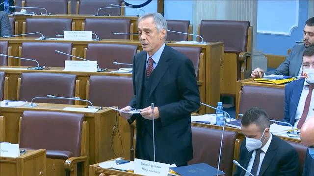 Miodrag Lekić: I nova Vlada ima odgovornost za novo lice politike